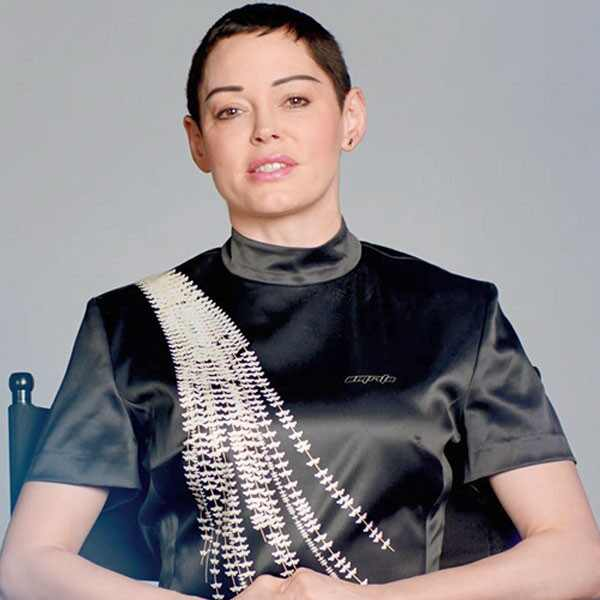 Rose McGowan, CITIZEN ROSE 103